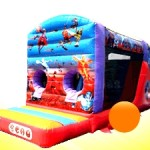 Fun Run Mini-Obstacle Course Bouncy Castle