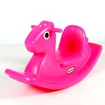 Surrey_Soft_Play_rocking_horse_magenta