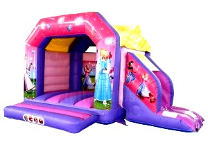 Disco Combo Bouncy Castle
